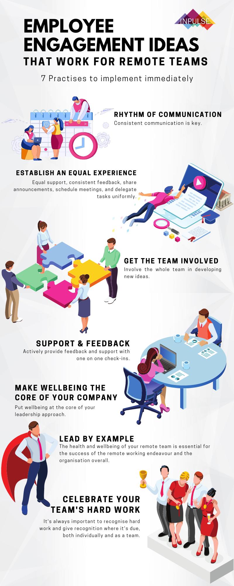 7 Employee Engagement Ideas