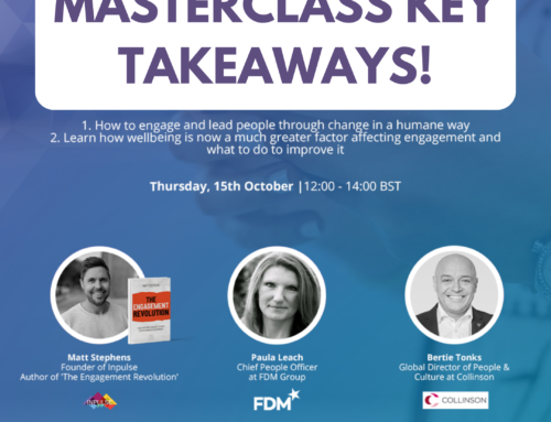 Key Takeaways from our recent Inpulse Masterclass!